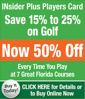 Graphic for Bloomingdale Golfers Club 2019 INsider Plus Players Card